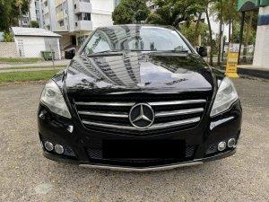 Mercedes-Benz R-Class R300L (New 10-yr COE)