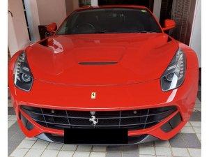 Ferrari F12berlinetta 6.3A