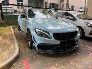 Mercedes-Benz C-Class C63 S AMG