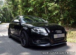 Audi S3 Sportback 2.0A TFSI Quattro (COE till 03/2029)