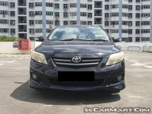 Toyota Corolla Altis 1.6A (COE till 08/2029)