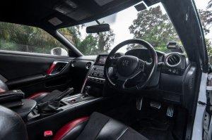 Nissan GTR 3.8A (COE till 02/2029)
