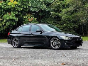BMW 3 Series 335i Sunroof (New 10-yr COE)
