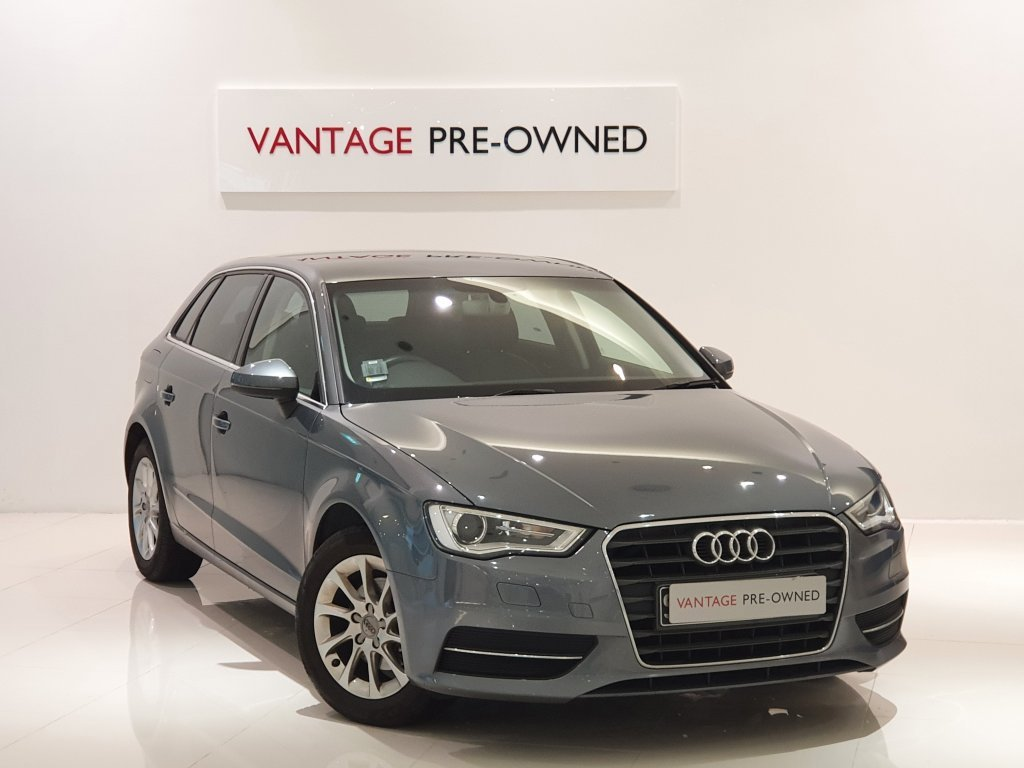 2016 Audi A3 Sportback 1.4A TFSI Attraction