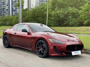 Maserati GranTurismo 4.2A (COE till 12/2029)