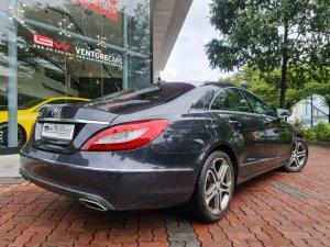 Mercedes-Benz CLS-Class CLS400