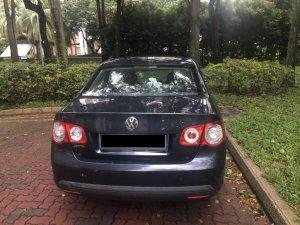 Volkswagen Jetta 1.6A (COE till 10/2029)