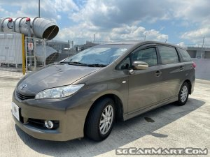 Toyota Wish 1.8A (COE till 01/2026)