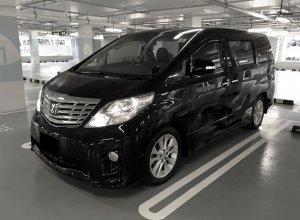 Toyota Alphard 2.4A S Moonroof (COE till 04/2029)