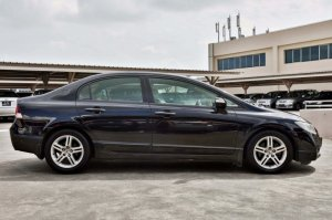 Honda Civic 1.8A (COE till 10/2028)