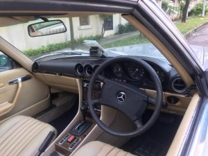 Mercedes-Benz 280SLC (COE till 04/2029)