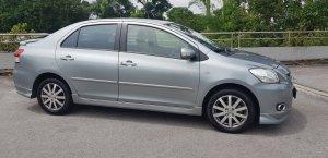 Toyota Vios 1.5A E (COE till 09/2023)