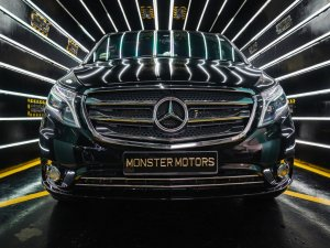 Mercedes-Benz Vito 116 CDI Tourer