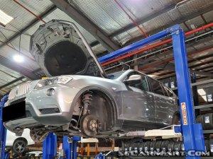 BMW X3 xDrive20i Sunroof