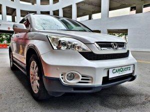 Honda CR-V 2.4A (COE till 05/2028)