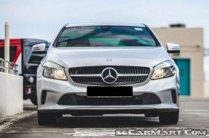 Mercedes-Benz A-Class A200 Style