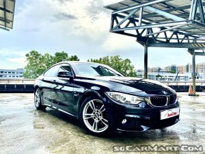 BMW 4 Series 420i Gran Coupe M-Sport