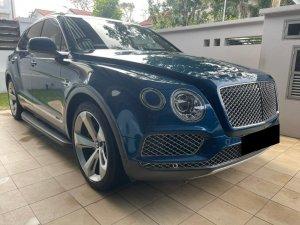 Bentley Bentayga 6.0A