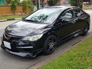 Honda Civic 1.8A VTi-S (COE till 12/2021)