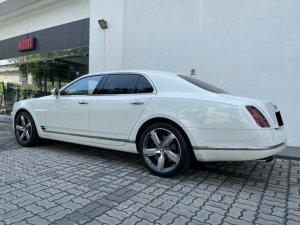 Bentley Mulsanne 6.75A