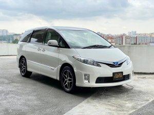 Toyota Estima Hybrid 2.4A X (COE till 12/2030)