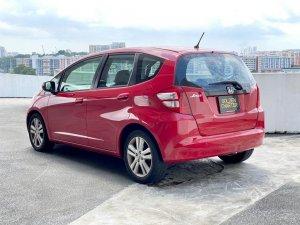 Honda Jazz 1.3A L (COE till 12/2025)