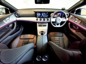 Mercedes-Benz CLS-Class CLS300d AMG Line