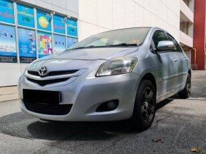 Toyota Vios 1.5A G (COE till 12/2024)