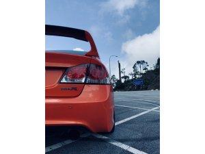 Honda Civic Type R 2.0M (COE till 05/2028)