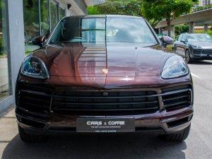 Porsche Cayenne 3.0A Tip