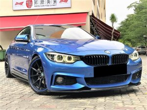 BMW 4 Series 430i Gran Coupe M-Sport