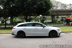 Mercedes-Benz CLA-Class CLA45 S AMG 4MATIC+