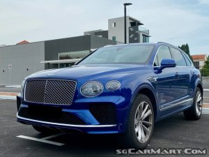 Bentley Bentayga 4.0A