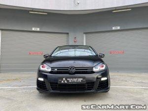 Volkswagen Golf 1.4A TSI (COE till 01/2031)