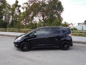 Honda Fit 1.3A G (COE till 10/2028)