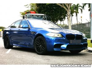 BMW 5 Series 523i (COE till 01/2031)