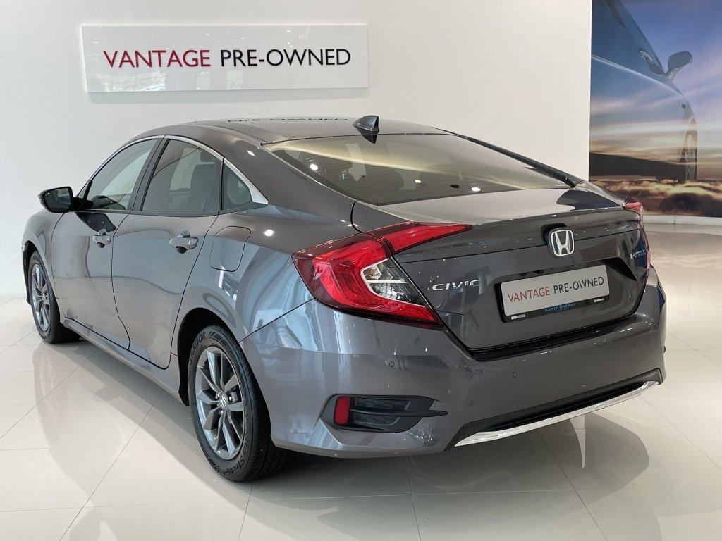 2019 Honda Civic 1.6A VTi