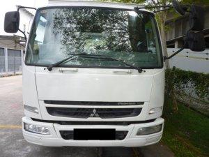 Mitsubishi Fuso FK61 (COE till 12/2023)