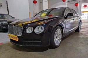 Bentley Flying Spur 4.0A V8 S