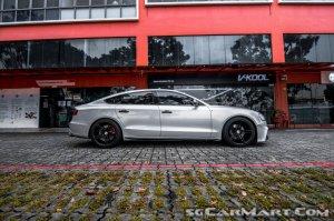 Audi A5 Sportback 2.0A TFSI Quattro (COE till 08/2030)