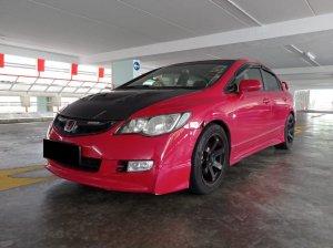 Honda Civic 1.8A (COE till 08/2023)