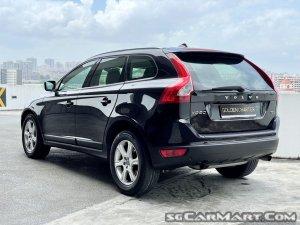 Volvo XC60 T5 2.0A (New 10-yr COE)