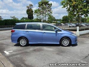 Toyota Wish 1.8A Elegance (COE till 01/2026)