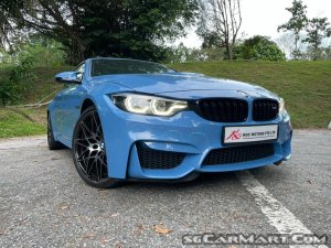 BMW M Series M4 Convertible Competition Package