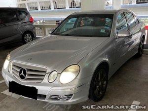Mercedes-Benz E-Class E230 (COE till 11/2027)