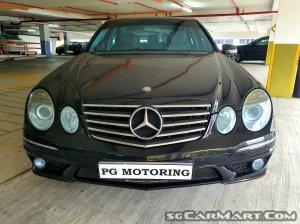 Mercedes-Benz E-Class E230 (COE till 01/2029)
