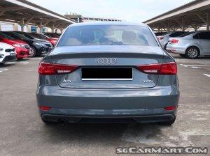 Audi A3 Sedan 1.0A TFSI S-tronic