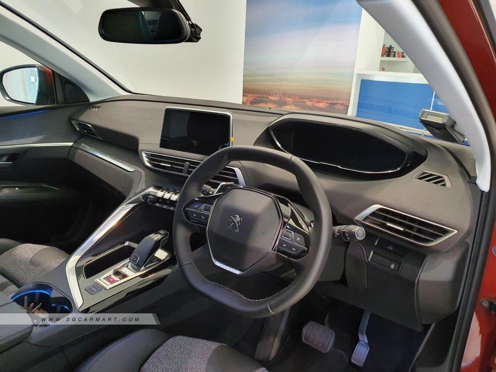 2020 Peugeot 3008 1.6A PureTech EAT8 Allure