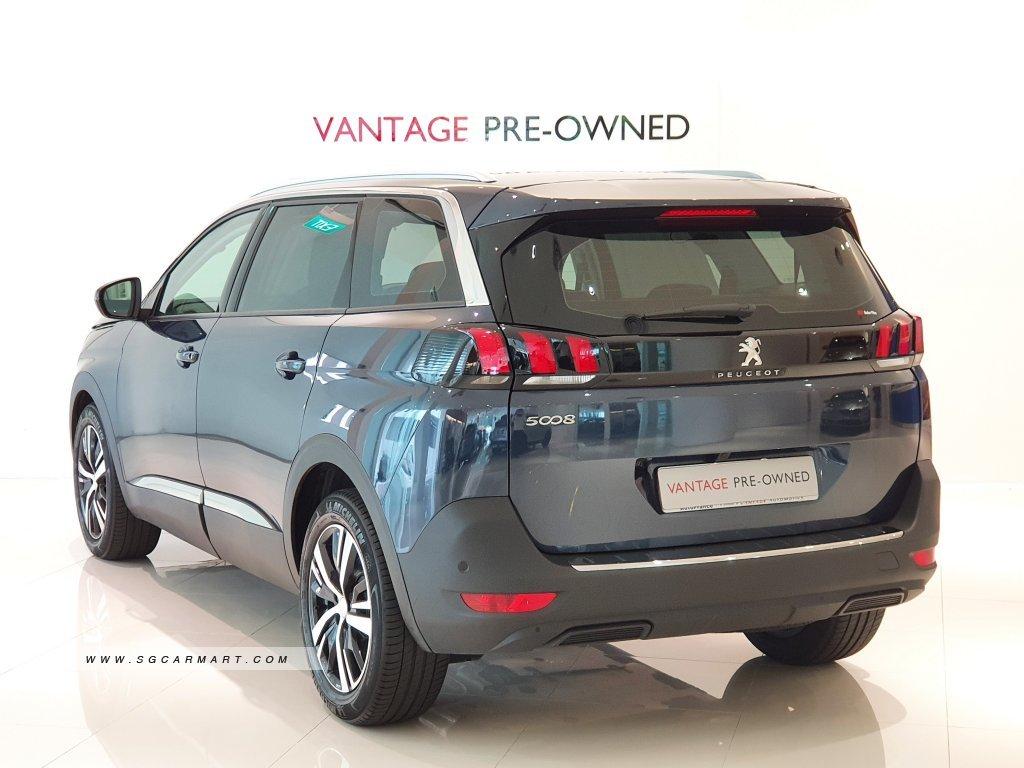 2020 Peugeot 5008 1.6A Puretech EAT8 Allure