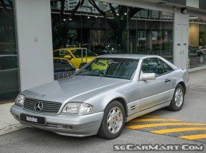 Mercedes-Benz SL-Class SL280 (COE till 06/2026)